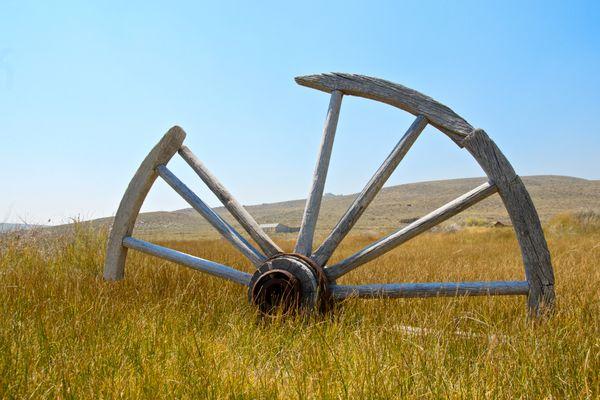Bodie Wagon Wheel thumbnail