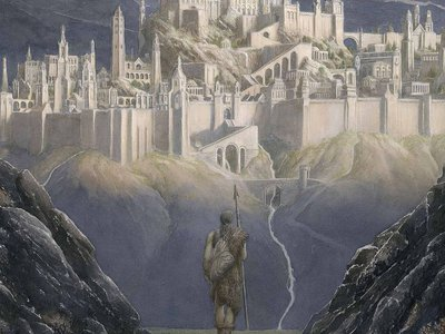 The new book tells the tale of Tuor, a man living in an age where the world is dominated by the dark lord Melko—known in other Tolkien books as Morgoth.