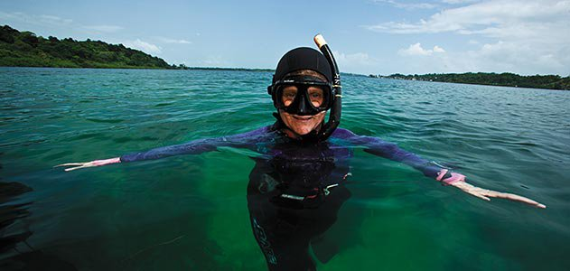 Nancy Knowlton coral spawning