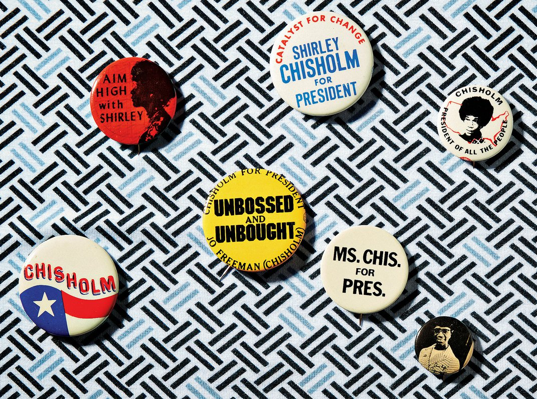 These Objects Begin to Tell the Story of Women's History in America