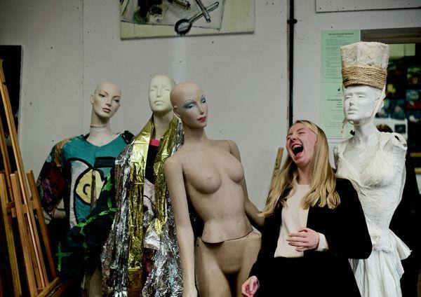 Emotions running through the art room thumbnail