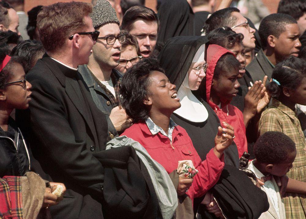Singing in Selma