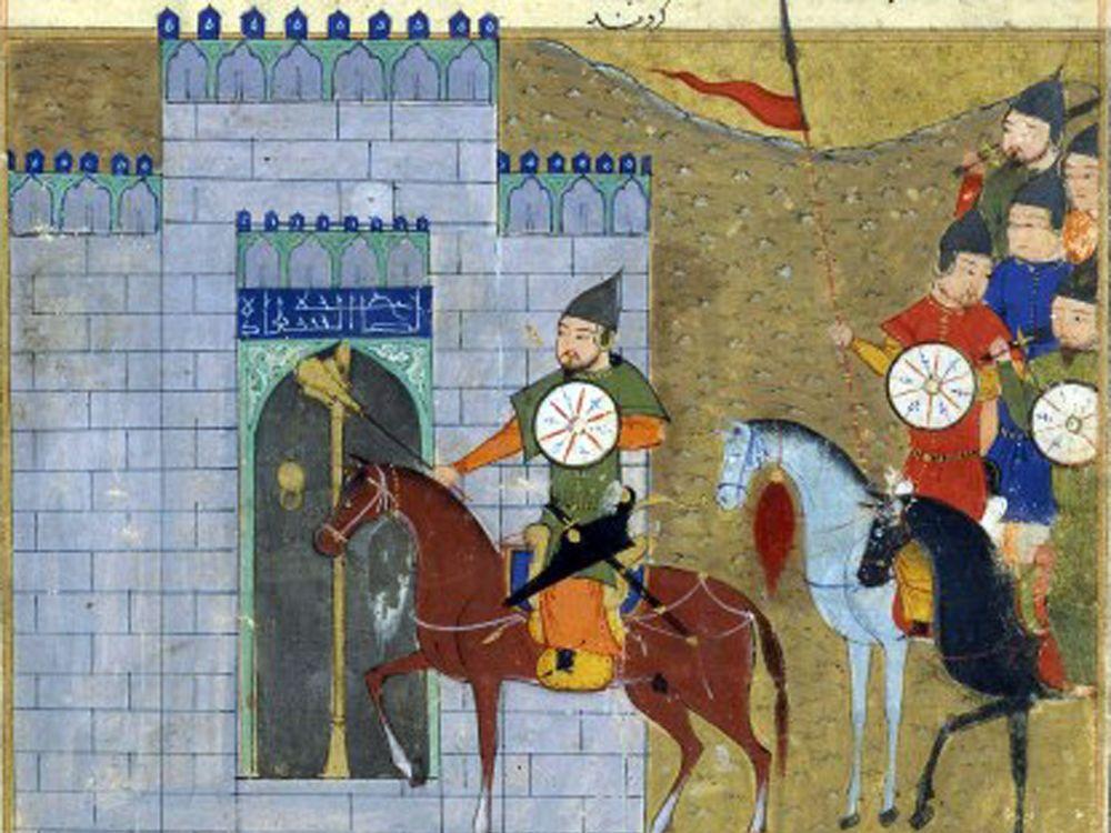 Genghis Khan invades Beijing