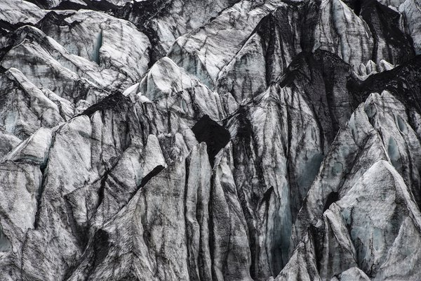Kötuljökull an ash tinged Icelandic glacier thumbnail