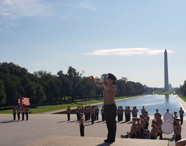 US Marine Corps Honor Guard and Band thumbnail