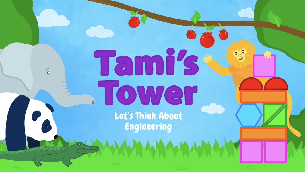 You can find more games like Tami's Tower in our Game Center!