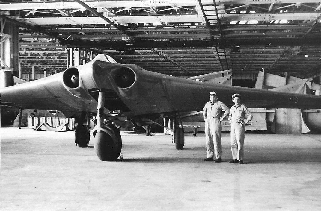 Why the Experimental Nazi Aircraft Known as the Horten Never Took Off