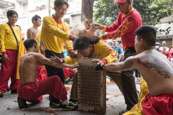 Lunar New Year Celebrations in Ho Chi Minh, Vietnam thumbnail