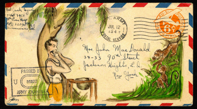 A Memorial Day Memory: Love From the Pacific Theater