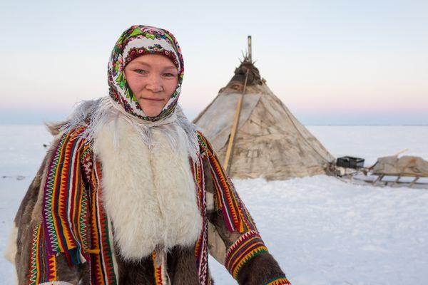Nenets woman thumbnail