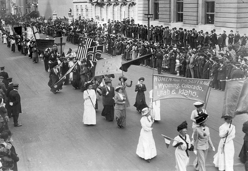 Women Have Been Voting in Wyoming for 150 Years, and Here Is How the State Is Celebrating