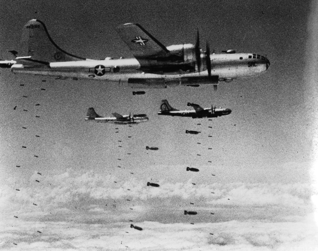 The Day Soviet Aircraft Attacked American Pilots