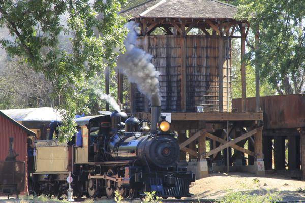Engine #3 in Jameston Ca thumbnail