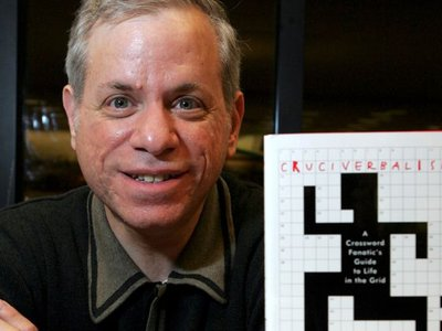 """Professional puzzler Stanley Newman leads a Smithsonian Associates Streaming seminar """"Mastering Crossword Puzzles"""" on August 21."""