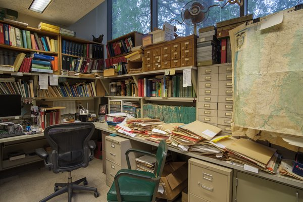 Office of Field Researcher at Missouri Botanical Gardens thumbnail