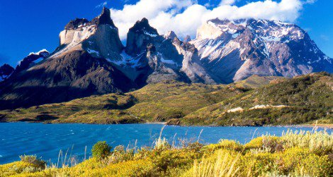 Learn about destinations in Chile, such as Torres del Paine National Park.