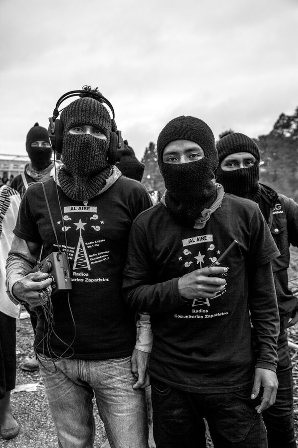 Zapatista Rebel Media thumbnail