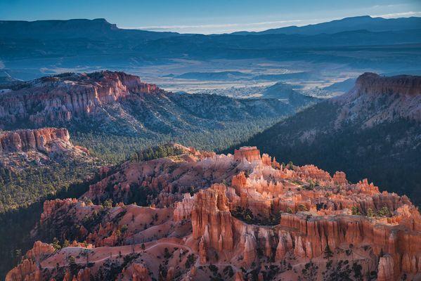 Bryce Canyon Toward Sunset thumbnail
