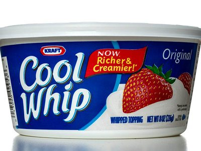 Kraft Heinz, Cool Whip's current owner, still sells 200 million tubs of the stuff a year.