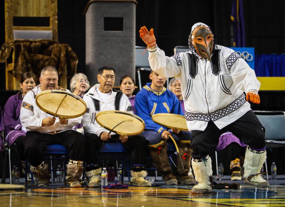 For 60 Years, Indigenous Alaskans Have Hosted Their Own Olympics