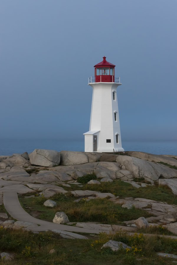 Peggy's Cove Lighthouse thumbnail