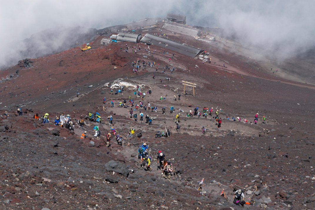 Why Mount Fuji Endures As a Powerful Force in Japan