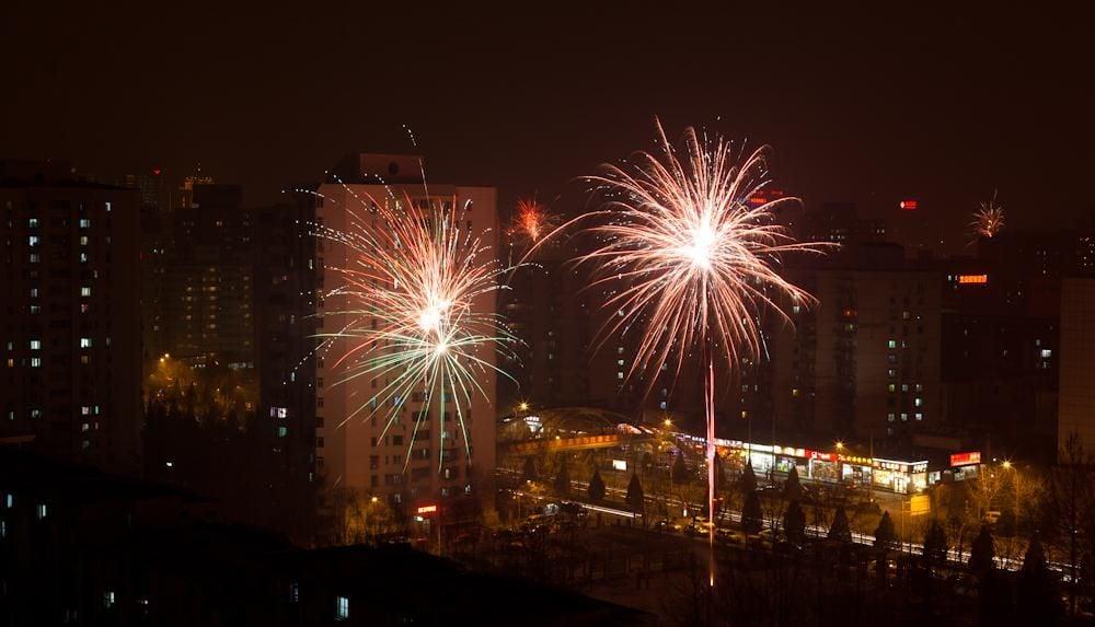 Beijing Fireworks