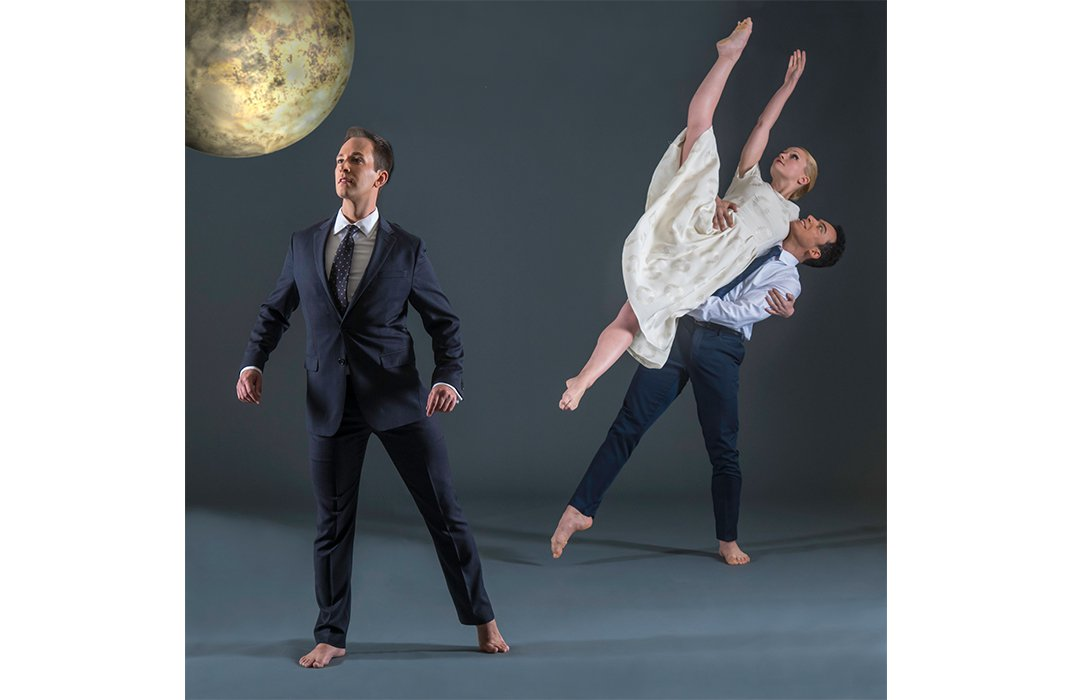 A Dancer and a Scientist Deliver a New Take on the Moon Walk