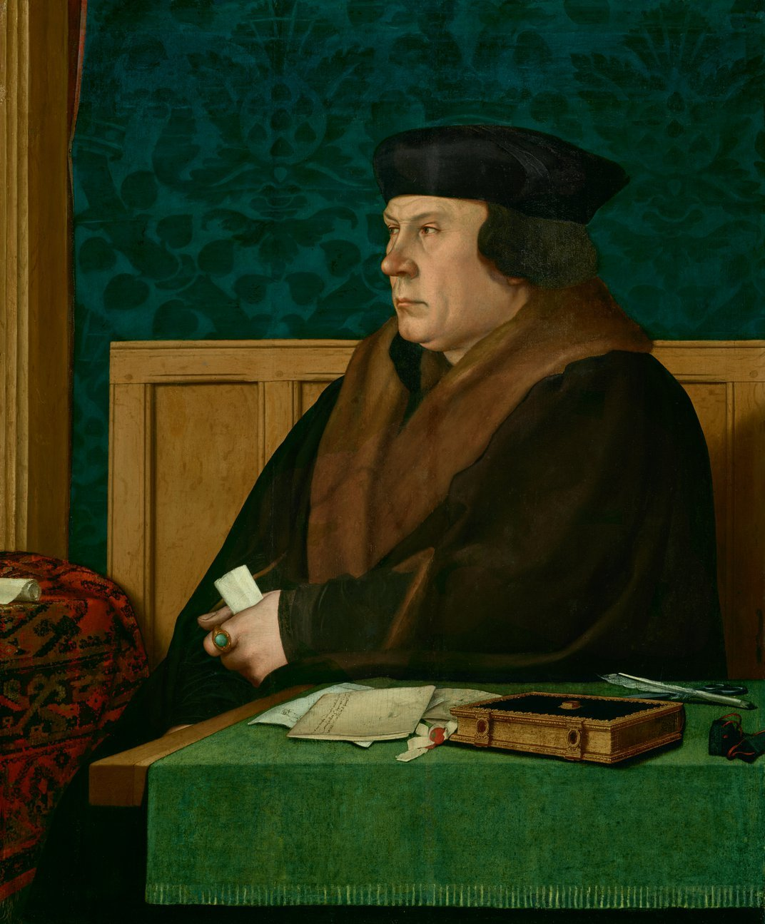Hans Holbein's Portraits Defined—and Immortalized—Tudor England's Elite