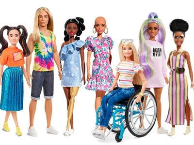 """The """"Fashionista"""" line now boasts 176 dolls with nine body types, 35 skin tones and 94 hairstyles."""