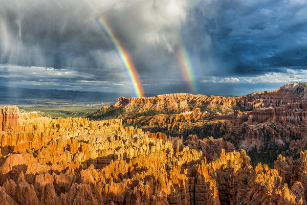 Rainbow's Over Bryce thumbnail