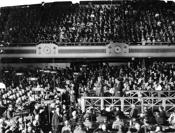 Women Ruled the Floor When the GOP First Came to Cleveland
