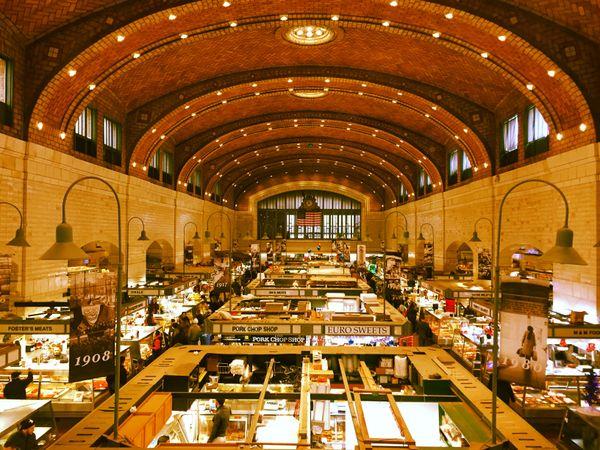 West Side Market, Cleveland, Ohio thumbnail
