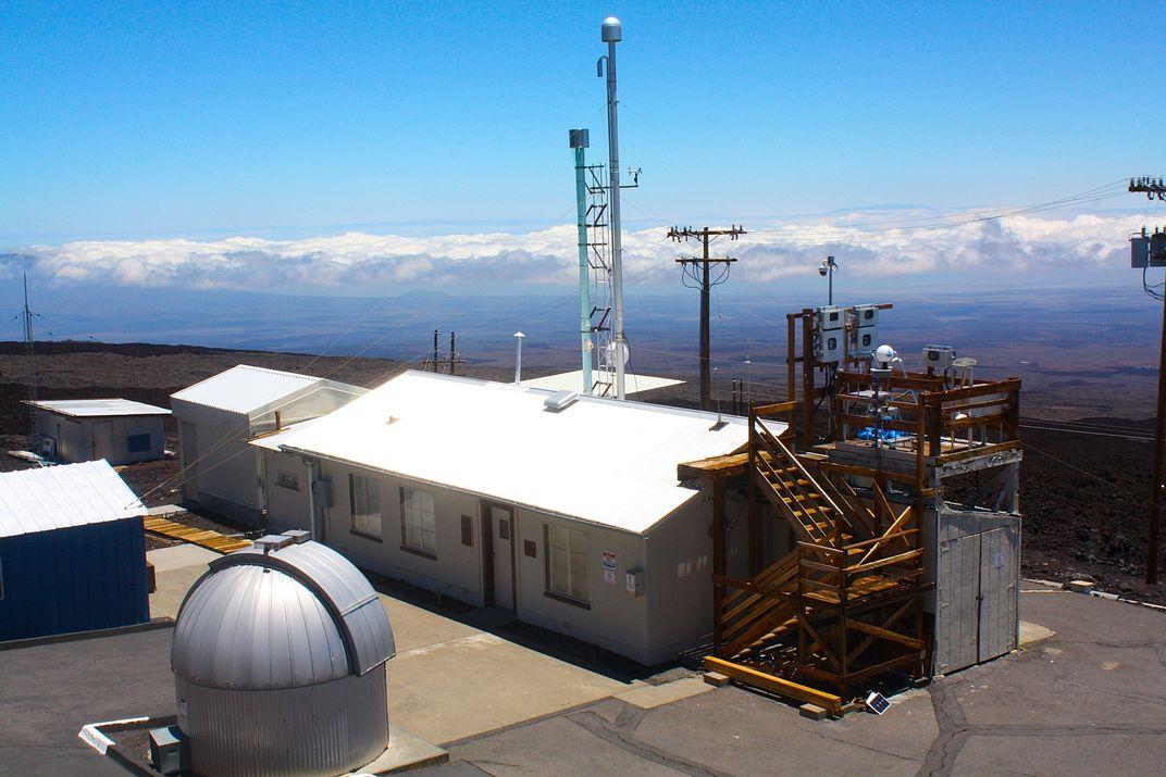 The Enduring Climate Legacy of Mauna Loa