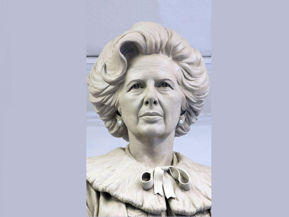 Thatcher statue