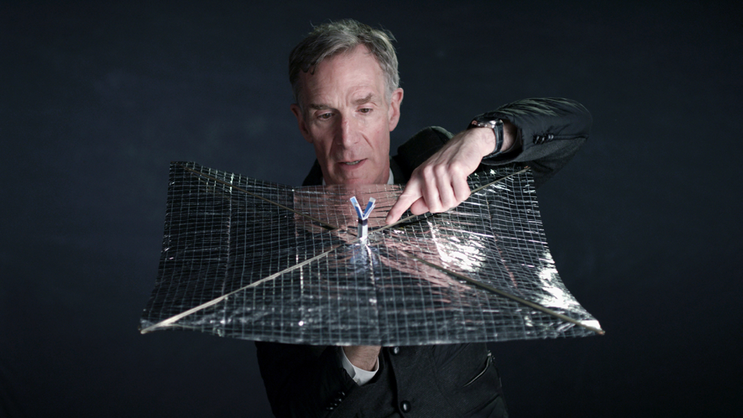 The Blessing and the Curse of Being Bill Nye