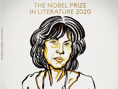 Louise Glück, an esteemed American poet and teacher, won this year's Nobel Prize in Literature.
