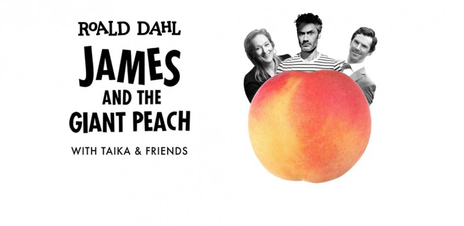 James and the Giant Peach Reading