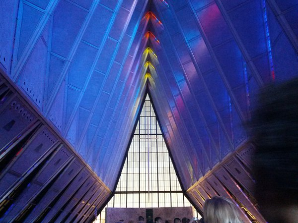 United States Air Force Academy: Cadet Chapel thumbnail