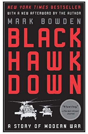 Preview thumbnail for 'Black Hawk Down: A Story of Modern War