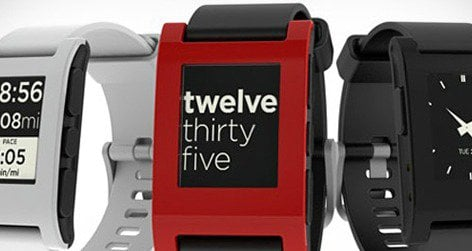 The Pebble smart watch is on a roll.
