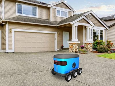 For last-mile delivery, robots of the future may use a new MIT algorithm to beat a path to your front door.