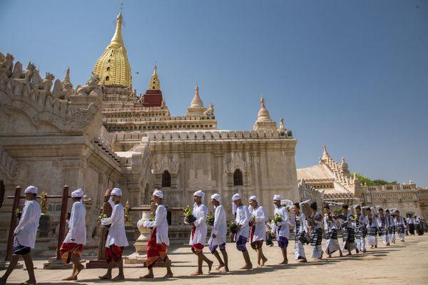 The Ananda Pagoda Festival thumbnail