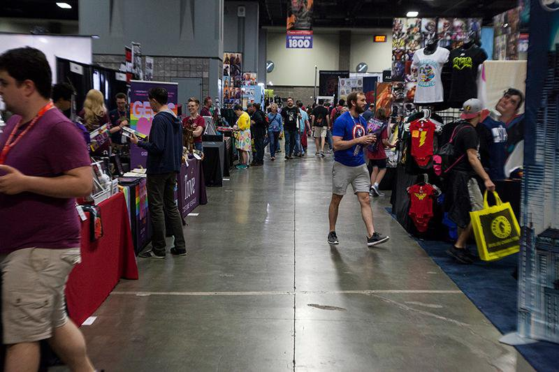 This Year's Future Con Showcased Cutting-Edge Science and Real-Life Superheroes