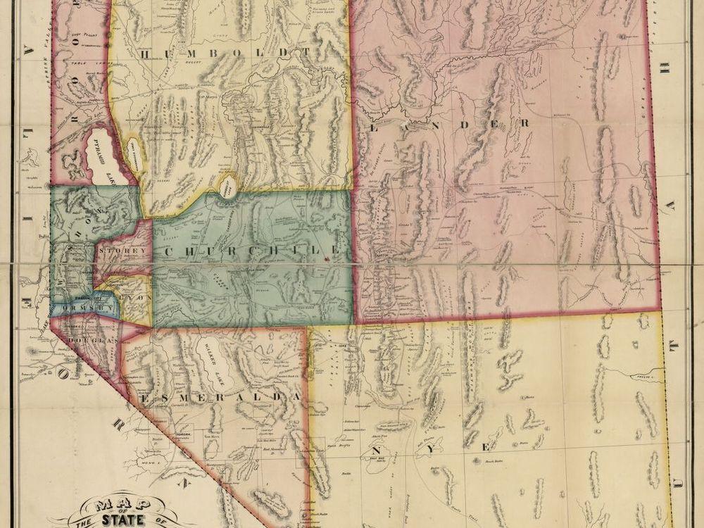 Nevada 1866