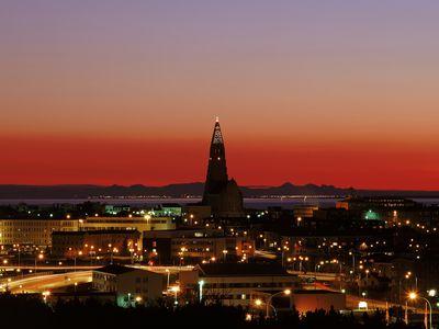 Iceland's Capital Reykjavík