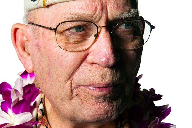Jack Evans Pearl Harbor survivor