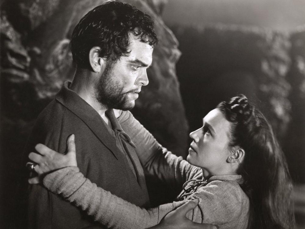 Orson Welles as Macbeth