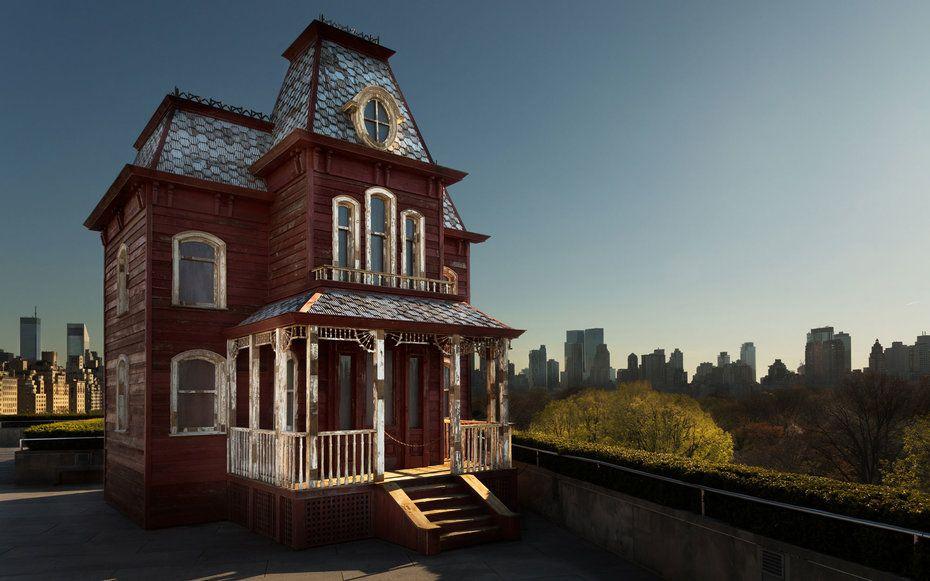 Replica of 'Psycho' House