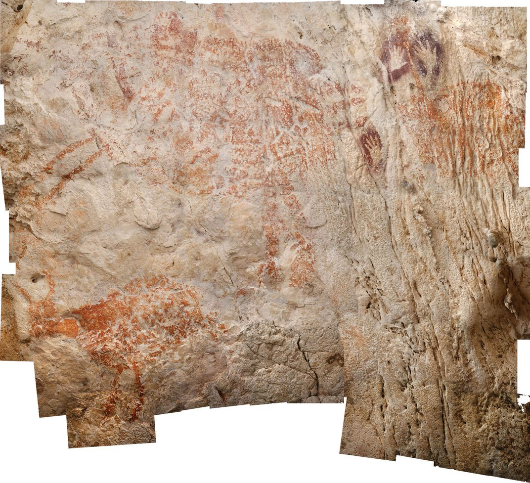 World's Oldest Known Figurative Paintings Discovered in Borneo Cave